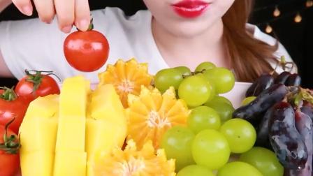 水果直接享用,保留其营养成分,你喜欢吗?
