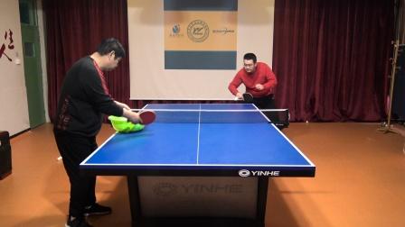 乒乓球反手生胶如何能连续进攻?有哪些配套的技战术思路?