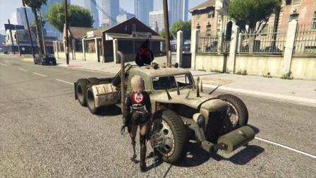 麟飞:你见过这样的棘轮战车吗?