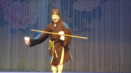 《丘旺告贫》,黄强,刘正友,四川省川剧院2021.10.16演出。