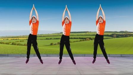中老年肩颈操,低强度锻炼,通经活络灵活肩颈,修复受损肌肉