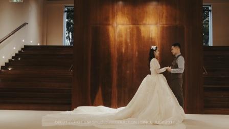 Ni&Shi宁波柏悦酒店婚礼快剪|ZEROFILM出品