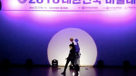 韩国青年魔术师 I Ryun 2016