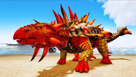 驯服闪电蝎子,我用它蛰晕了火焰甲龙