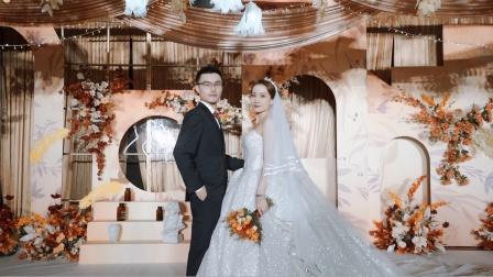 【磨磨盐出品】On Oct. 16th 2021 Wedding