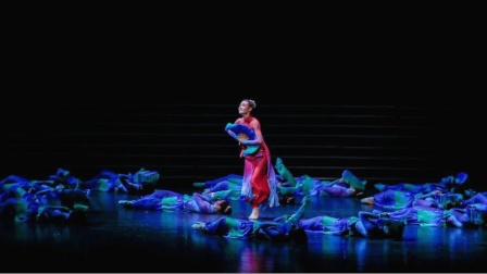 舞蹈《一条大河》浙音版本-音乐
