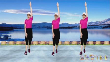 新品健身操《最后的人》放松肩颈激活代谢,气血畅通人更美