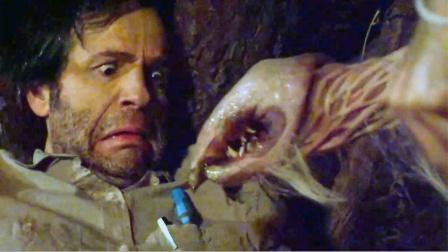 吃人的魔术斗篷,平行世界的下体怪物,恶趣味满满!致命录像带3