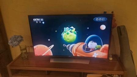 CCTV14ID小小世界+熊猫吃饺子篇