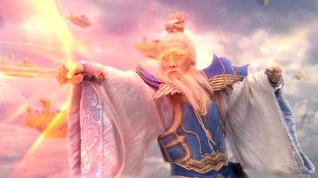 无天捉拿天庭灵山诸仙佛,为何却不敢动镇元子与东华帝君?