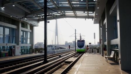 [2021.9]南海有轨电车1号线 三山新城北-中区 运行与报站
