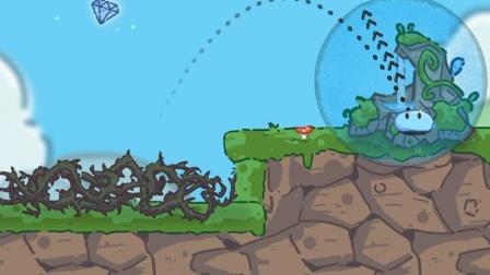 史莱姆游戏:史莱姆变成大炮对战风火轮