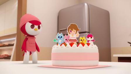 迷你特工队之超级恐龙力量第2季:小米是个做蛋糕的小能手,新反派狂野博士霸气登场
