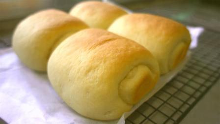 不用揉出膜,做出松软白面包的秘诀,更简单的面包制作方法在这里