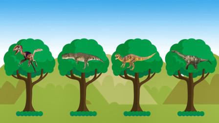 认识五彩冠龙,波斯特鳄龙,阿根廷龙等恐龙