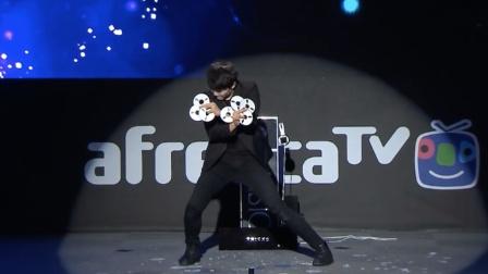 韩国青年魔术师 I Ryun 早期