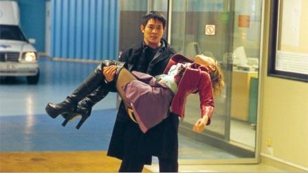 李连杰在好莱坞最好的电影,14亿票房,痛打老外的镜头真爽!
