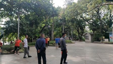 广州荔湾湖公园风景区,,,,,2021年10月16日下午三点.