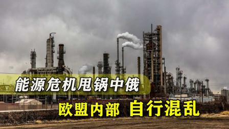 甩锅的代价:西方能源危机竟拿中俄说事,欧盟自己先混乱起来