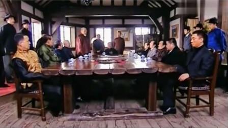 刀锋:黑老大算哪根葱?竟敢骂孙红雷,下秒直接被红雷哥干掉