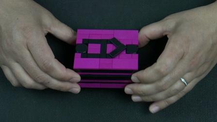 Lego Squid Game Puzzle Box.