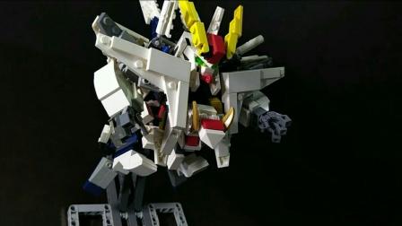 LEGO Xi Gundam RX-105 SD ( Mobile Suit Gundam Hathaway