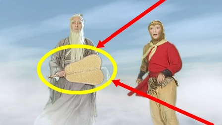 原来芭蕉扇有2个,分别都在谁手里?