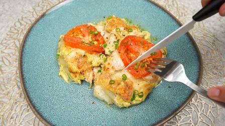 制作简单的鸡胸肉焗土豆,难以置信的好吃