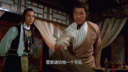 幽灵山庄人鬼莫辨,楚留香智斗庄主,揭开弥天阴谋 武侠片01