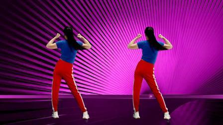 大众瘦身燃脂健身操,塑形美体,简单易学,背面演示