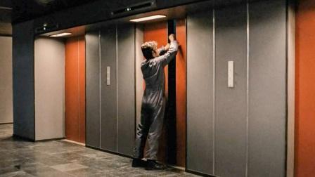 电梯频出死人事故,维修工前来检查,却在顶上发现恐怖真相