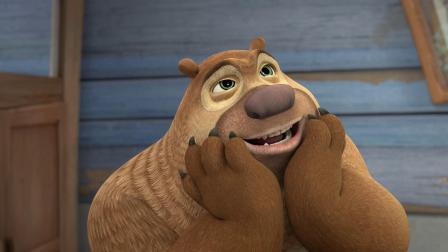 【熊出没】大家都想当保护区的吉祥物!