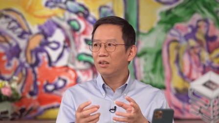 吴晓波谈95后,认为两极分化严重 晓波会客厅 20211019