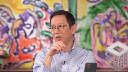 """吴晓波建议年轻人出去走走,讲述当年第一次了解""""穷""""生活 晓波会客厅 20211019"""