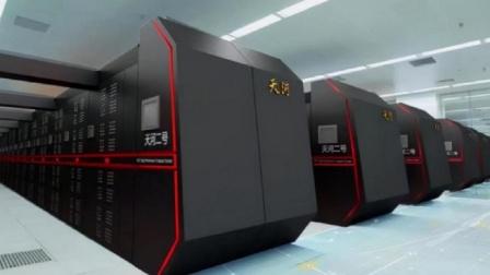 2年工作量,仅需6天搞定!中国造出百亿亿次电脑,西方羡慕坏了