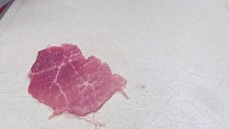 梅花肉这样做真的太好吃了