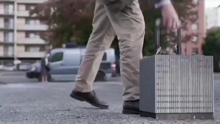 这就是未来的科技吗?房子直接装进旅行箱里!