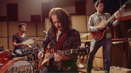 ★ME威律动★Tamir Barzilay - Robben Ford - Scary Goldings Original