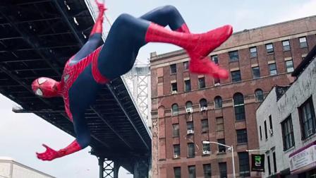 这代蜘蛛侠不仅人帅,战衣更帅!