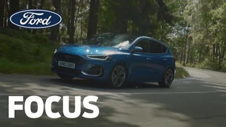 2022 福特 福克斯 Focus (中期改款) 首发宣传片