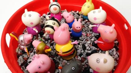 小猪佩奇和她的朋友们来集合啦 小猪乔治 小羊苏西