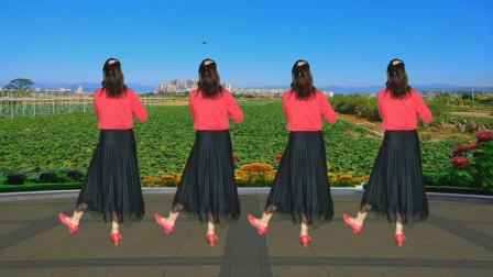 广场舞《前世我是谁的谁》今生我又在等谁,歌醉舞美,好听好看