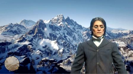 《荒野大镖客2》摄影师阿尔卑斯美景欣赏  第二集