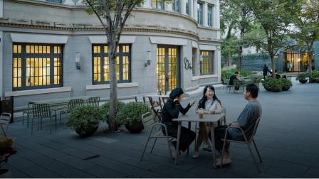 中国第一代豪华公寓不再高冷:00后都来这儿写作业