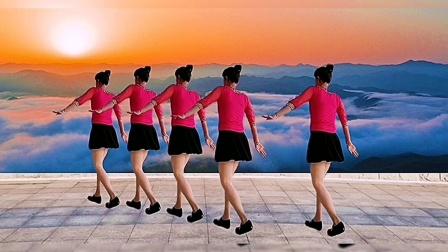 广场舞《最美的歌儿唱给妈妈》,推荐啦!