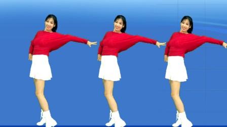 好听的歌,健身的舞《真心爱你》64步超好看,跳出好身材