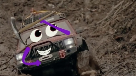 表情动画,车都会打劫了?