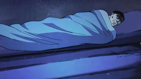 男子睡新床结果一觉不起!最后发现床竟是棺材!造床的太缺德了!
