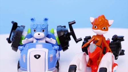 细菌怪兽入侵,小蓝小橙来帮忙