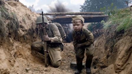 根据真实事件改编,6岁男孩被迫拿起枪,走上战场成为英雄!